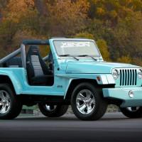 1997–2006. Xenon Jeep Wrangler WW (TJ)