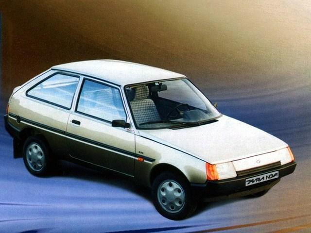1998-2007. ZAZ 110216 Tavria Nova