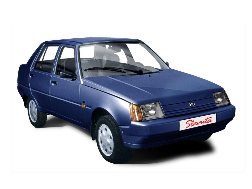 1999-2011. ZAZ 1103 Slavuta