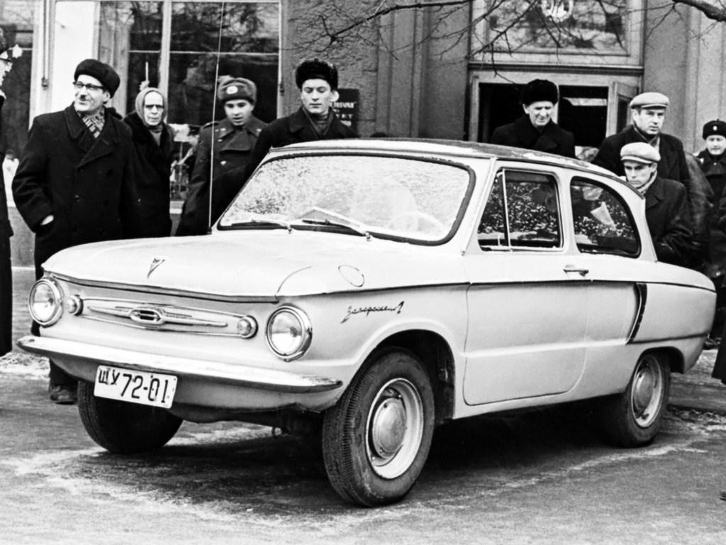 1966. ZAZ 966 (Concept)
