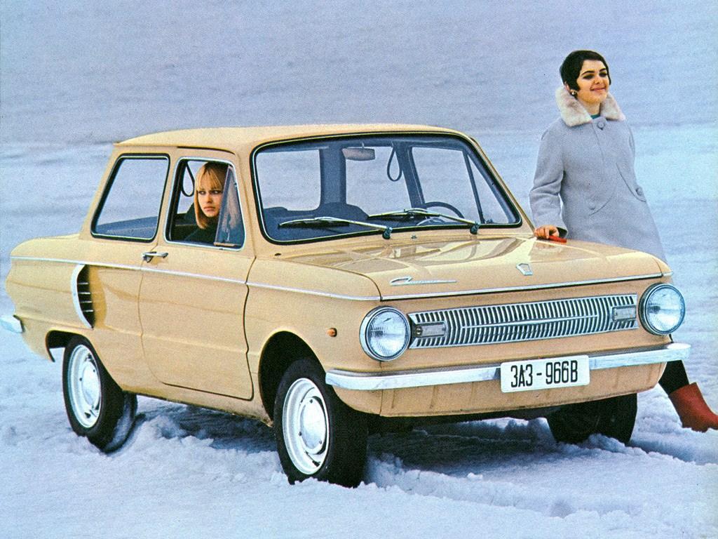 1966-1972. ZAZ 966V Zaporojec
