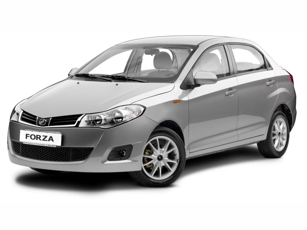 2011-н.в. ZAZ Forza Liftback (F4)