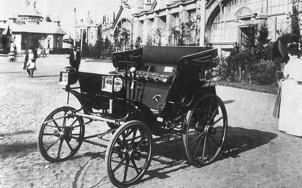 1896.First russian car