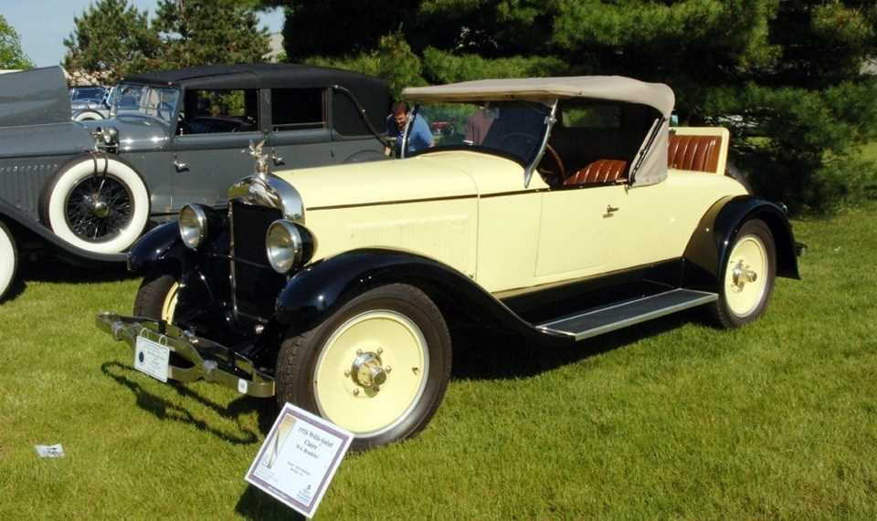 Wills Sainte Claire W6 Roadster