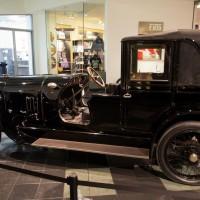 1916. Scripps-Booth Model D Town Car Элеоноры Сирс