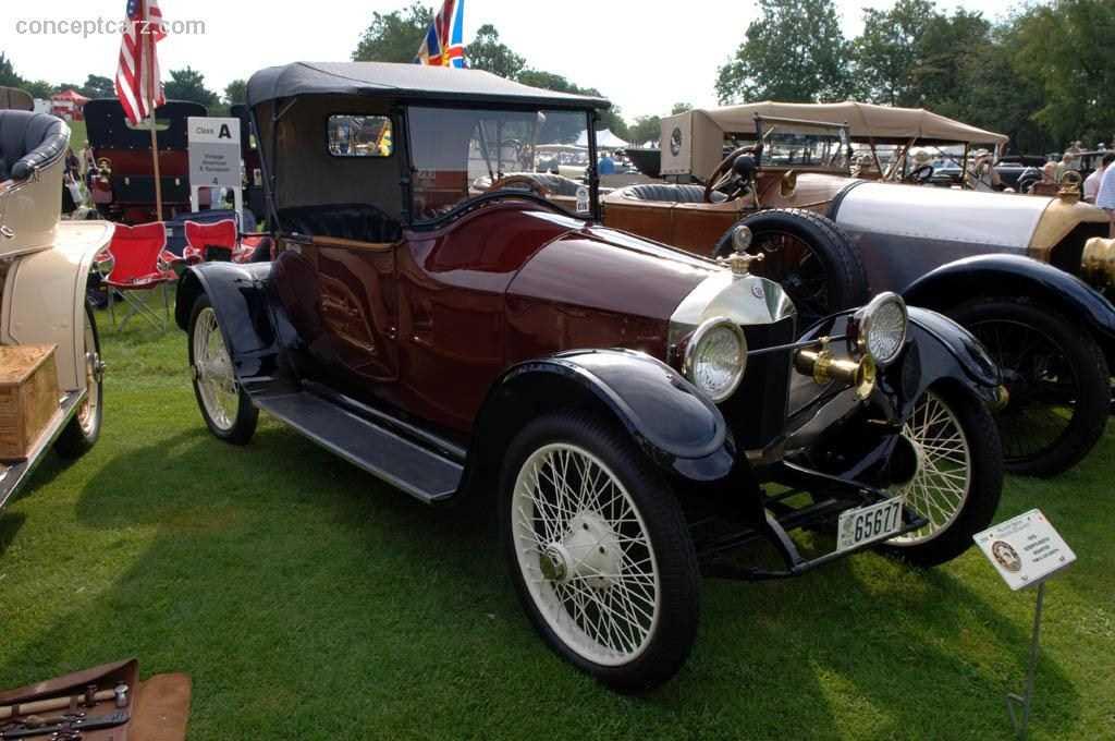 1916. Scripps-Booth Model C