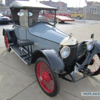 1914. Scripps-Booth Model C 20-25HP Roadster