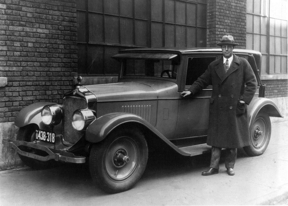 1925. Scripps-Booth DaVinci