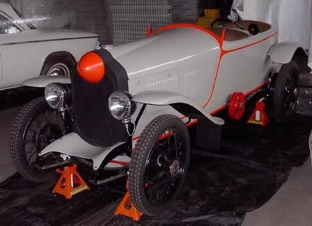 1930. Scripps-Booth DaVinci Pup (Concept)