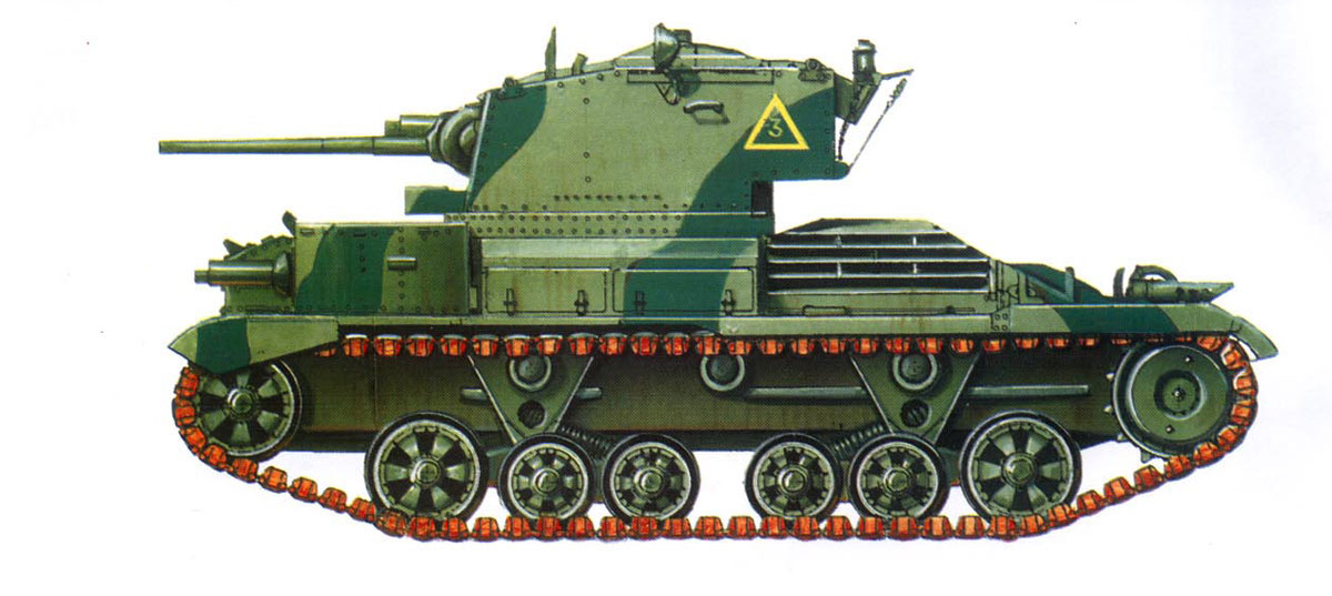 1937.-Cruiser-Mk.-I-базовый-вариант-с-пушкой-QF-2-Pounder