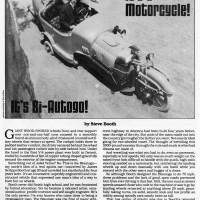 1912. Scripps-Booth Bi-Autogo  (Concept)