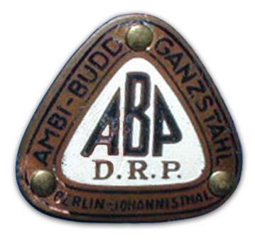 ABP Ambi-Budd Ganzstahl (Berlin)(1930)