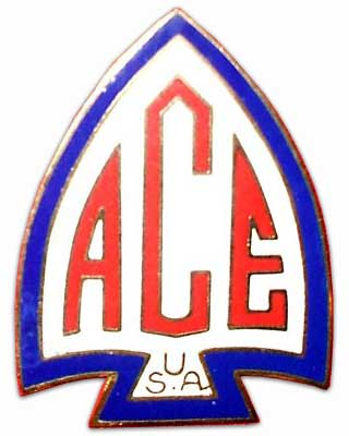 ACE (The Apex Corporation) (Ypsilanti, Michigan)(1922)