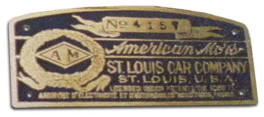 AM (St. Louis Car Company) (St. Louis, Missouri)(1909)