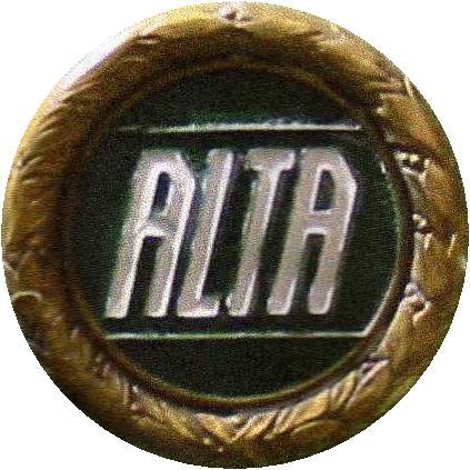 Alta (Fuldamobil-Grecia) (Athens)(1950)