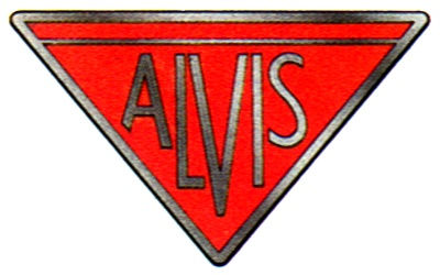 Alvis Ltd. (Coventry, Warwickshire)(1937)