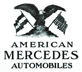 Americam Mercedes (Daimler Manufacturing Company) (Long Island City, New York)(1905)