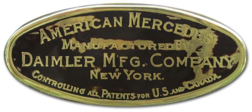 American Mercedes (1905)
