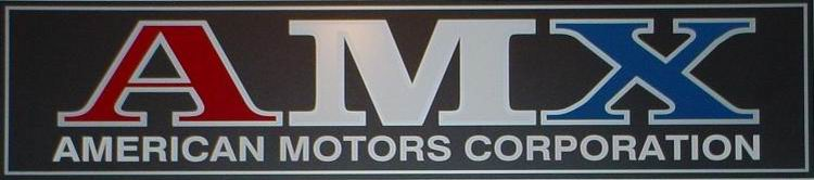 American Motors Corp. AMX (1971)2