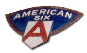 American Six by American Motors Corporation (1924)