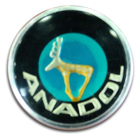 Anadol - brand of Otosan Otomobil Sanayii (Istanbul)(1976)