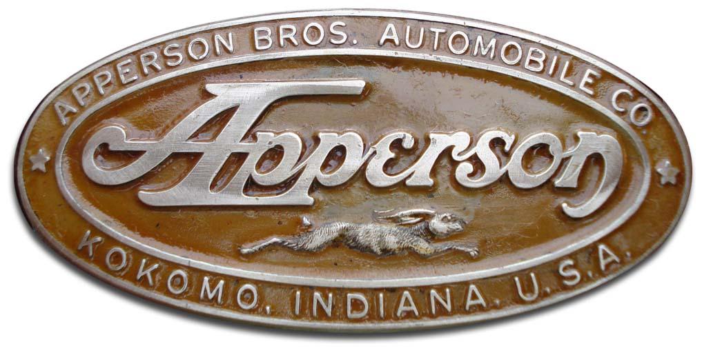 Apperson Automobile Company (1924-1926 grill emblem)
