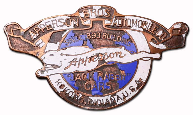 Apperson Brothers Automobile Company (Kokomo, Indiana)(1914)