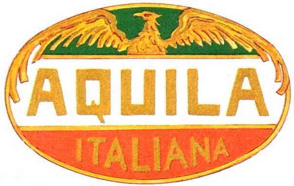 Aquila Italiana (Society Anonima Aquila Italiana) (absorbed by SPA in 1917)(1906)