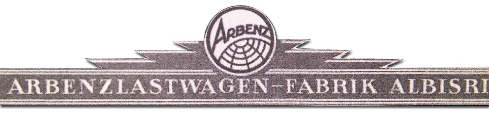 Arbenz (Eugen Arbenz AG) (Albisrieden)(1923)
