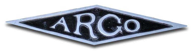 Argo Electric Model C (1913 emblem)