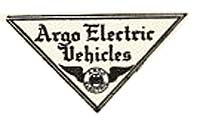 Argo Electric Vehicle Company (Saginaw, Michigan)(1913)