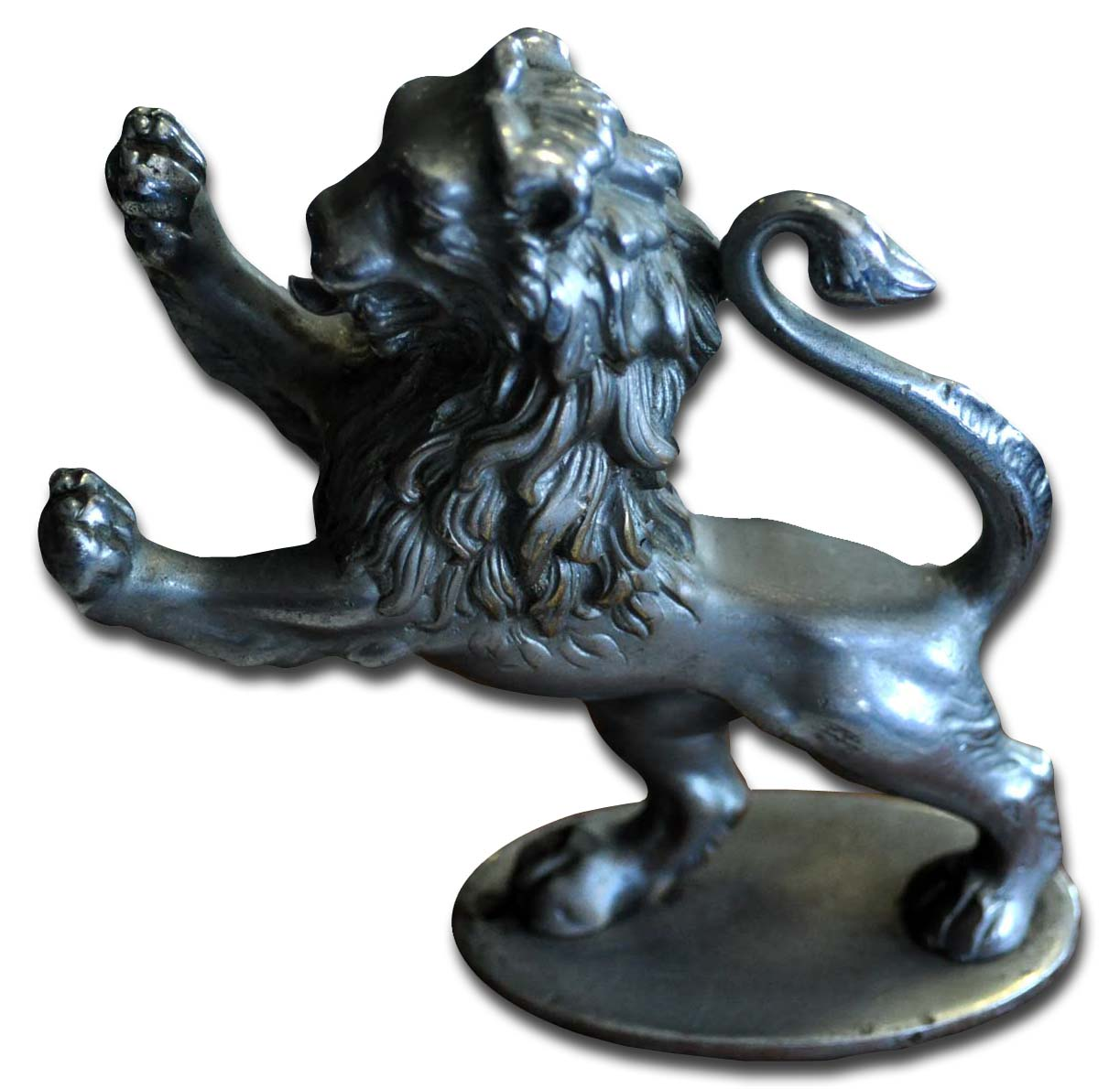 Argyll Motors Ltd. (1914 hood ornament)