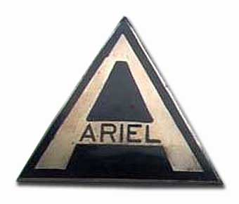 Ariel Motors Ltd. (1896,1902-1916,1923-1924 Bournbrook,Birmingham)