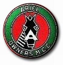 Ariel Owners MCC (emblem)