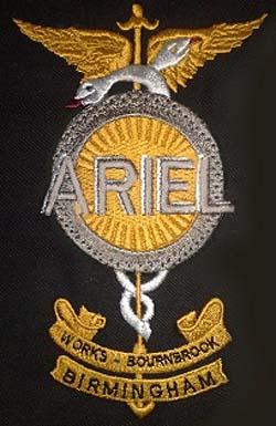 Ariel Works (1906 emblem)(1910)