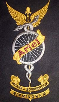 Ariel Works (1910 emblem)