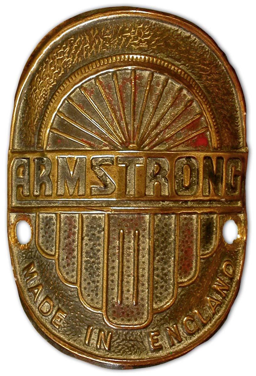 Armstrong Motor Company (1913)