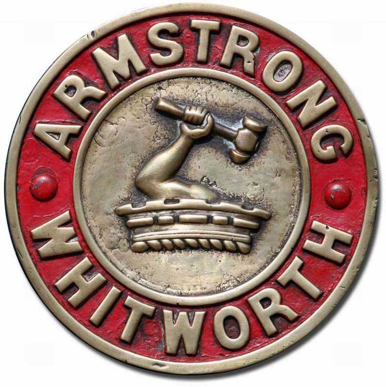 Armstrong Whitworth (Sir W.G. Armstrong, Whitworth and Company Ltd.) (Newcastle-upon-Tyne, Northumberland)(1910)