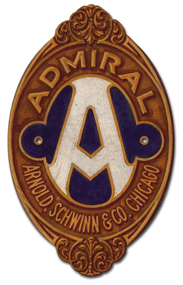 Arnold Schwinn and Co. (Chicago, Illinois)(1899)