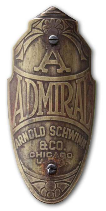 Arnold Schwinn and Co. (Chicago, Illinois)(1907)