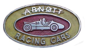Arnott Racing Cars (1951 emblem)