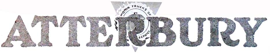 Atterbury Motor Car Company (1917 logo)