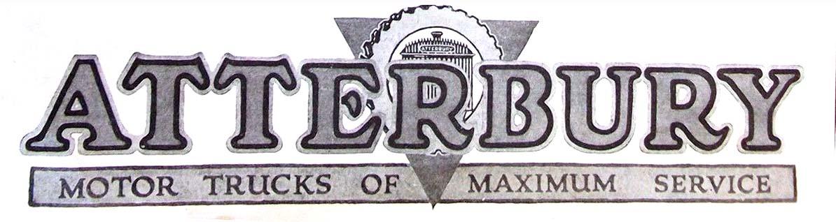 Atterbury Motor Car Company (1919 logo)