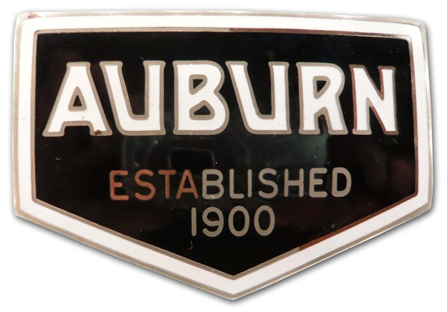 Auburn (1924-1930 grill emblem)