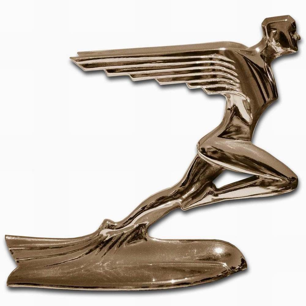 Auburn Automobile Co. (1931-1934 hood ornament)