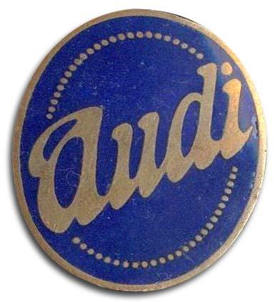 Audi AG (1909 grill emblem)1