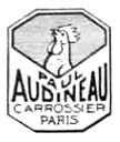 Audineu (Carrosserie Francaise Paul Audineu) (Levallois, Paris)(1926)