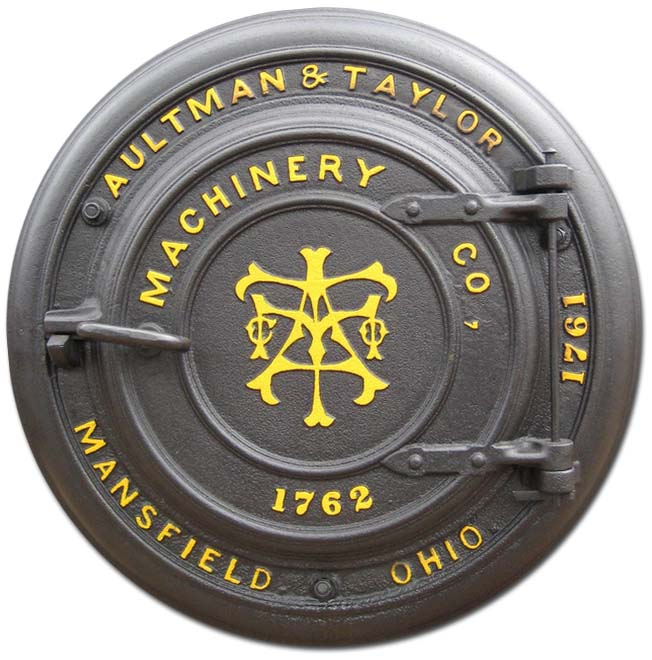 Aultman-Taylor (The Aultman and Taylor Machinery Co.) (Mansfield, Ohio)(1912)