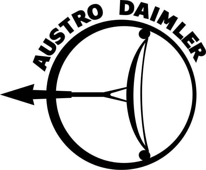 Austro-Daimler  ADR (1924 logo)