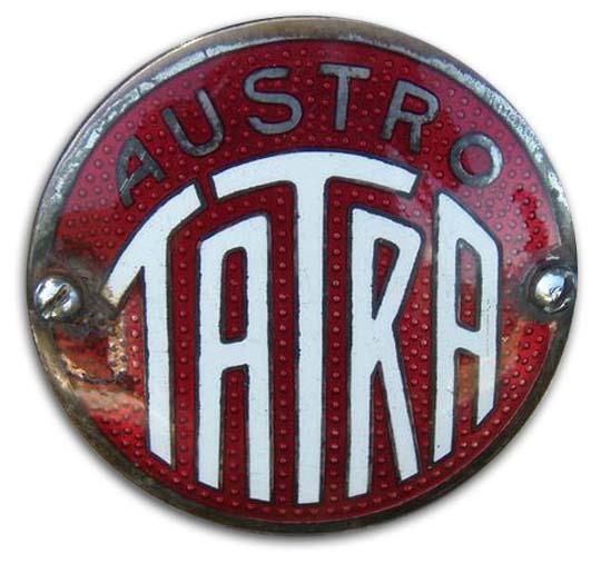 Austro-Tatra 57 A (1938 grill emblem)